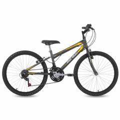 Imagem ilustrativa do produto  Bicicleta Aro 24 V-Brake Mormaii New Wave  f1d8b2a560